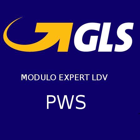 GLS Shipping export for Weblabelling